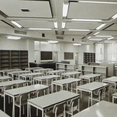 当時の教室