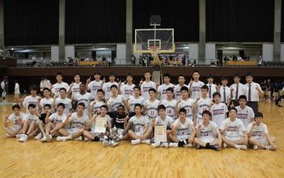高校バスケットボール部 4年連続6回目のインターハイ出場決定!